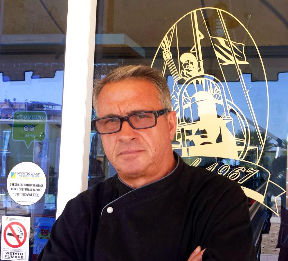Storia e Staff 2 - Chef Luciano